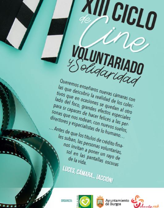Ciclo de Cine: Voluntariado y Solidaridad