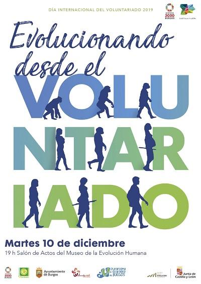 Celebración del Día del Voluntario en Burgos
