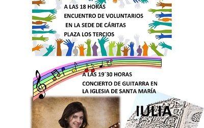 Aranda celebra el Día del Voluntariado