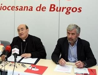 Jorge Simón, renovado como director de Cáritas