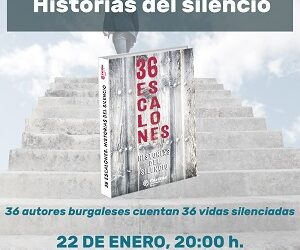 «36 escalones» en Gamonal