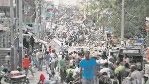 Diez años del terremoto de Haití