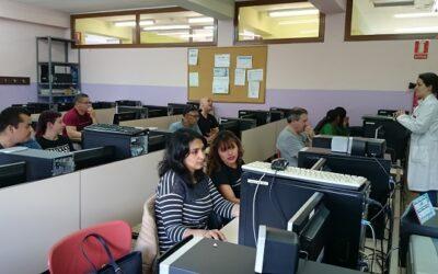 Actividades del Programa de Empleo