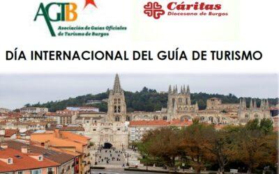 Colaboración de los guías de turismo