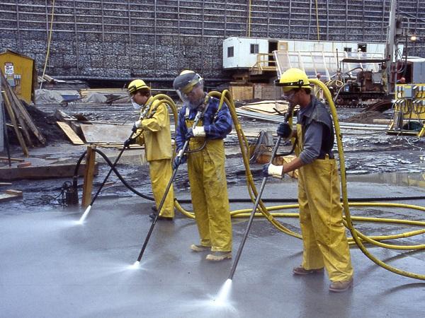 Acreditación para realizar cursos de limpieza en espacios abiertos