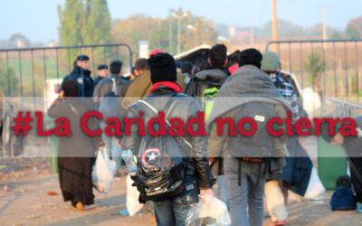 Cáritas ante el COVID: Las personas migrantes