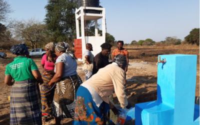 Alimentación adecuada en Mozambique