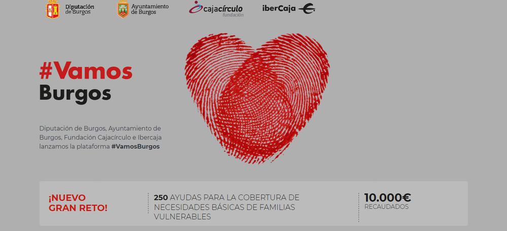 La iniciativa Vamos Burgos logra su objetivo