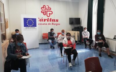 Inicio de las sesiones de formación para la búsqueda de Empleo