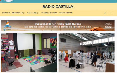 El programa de Infancia expone las dificultades relacionadas con el covid en Radio Castilla