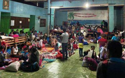 Cáritas apoya a las víctimas centroamericanas del huracán Eta