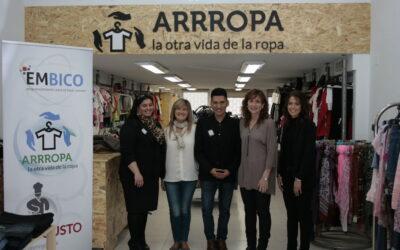 Reapertura de la tienda de Moda ARRROPA en Luis Alberdi