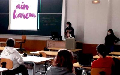 El programa de Mujer participa en la Semana Solidaria de la UBU