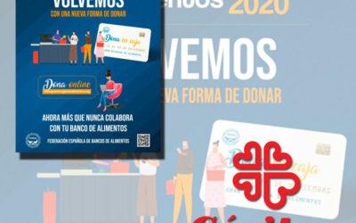La pandemia no frena la Gran Recogida solidaria en Aranda, que este año será de donativos