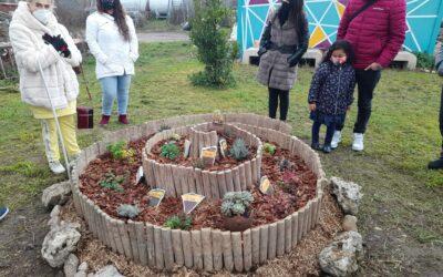 Una celebración ecológica con A Huertas con la Vida e Itera