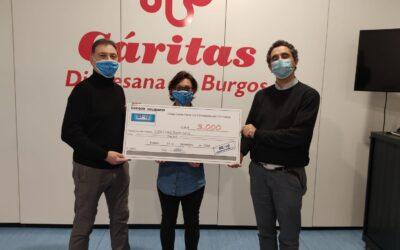 Donación del sindicato SIS-CYL