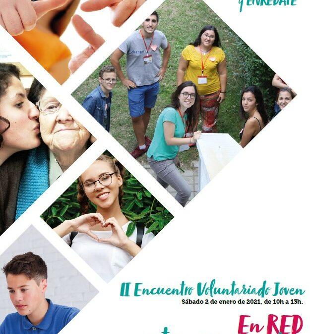 Encuentro online de voluntarios jóvenes